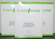 Beauty Scoop 3 box supply