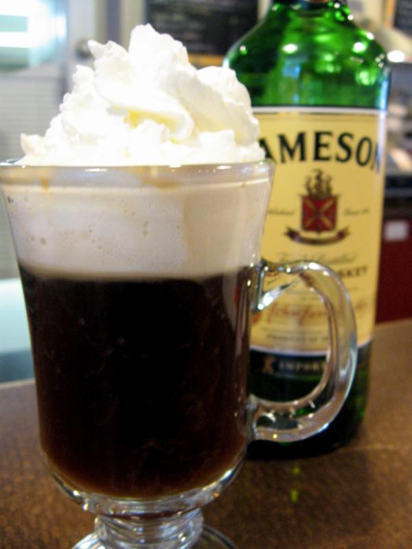 BeautyScoop - Bailey's Beauty Irish Coffee