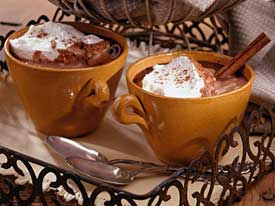 Cinna-YUM Hot Chocolate