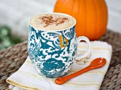 BeautyScoop Healthy Pumpkin Spice Latte