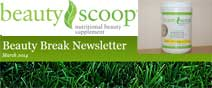 BeautyScoop Newsletter Sign-up