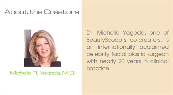 Dr. Michelle Yagoda, Co-Creator