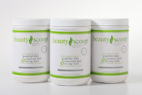 BeautyScoop 3 Canisters