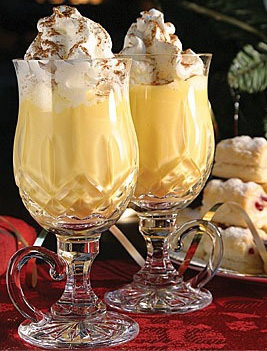 GET GORGEOUS WITH THE GUILTLESS LOWFAT EGGNOG