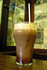 A REAL NEW YAWK BEAUTY: A TWIST ON THE OLD EGG CREAM