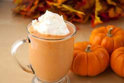 Put Some Pumpkin in It Shake